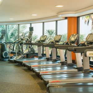 Gym Le Royal Meridien Beach Resort & Spa Dubai Holidays