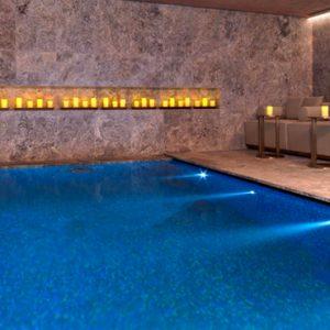 Indoor Pool 1 The St Regis Istanbul Turkey Holidays