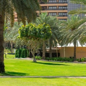 Palm Trees Le Royal Meridien Beach Resort & Spa Dubai Holidays