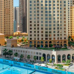 Spa 4 Le Royal Meridien Beach Resort & Spa Dubai Holidays