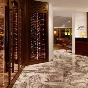 Wine Cellar The St Regis Istanbul Turkey Holidays