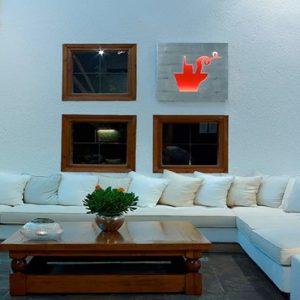 Ballroom And Lounge2 St Nicolas Bay Resort Hotel & Villas Greece Holidays