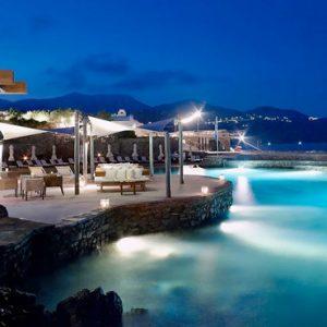 Bonatsa Jetty Bar3 St Nicolas Bay Resort Hotel & Villas Greece Holidays