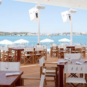 Cafe Nikki Nikki Beach Resort Porto Heli Greece Holidays