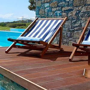 Classic Studio Private Pool Sea View St Nicolas Bay Resort Hotel & Villas Greece Holidays