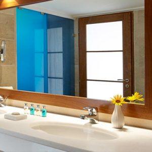 Classic Studio Private Pool Sea View1 St Nicolas Bay Resort Hotel & Villas Greece Holidays