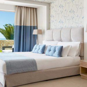 Deluxe Two Bedroom Bungalow Suite Beachfront3 Ikos Olivia Resort Greece Holidays