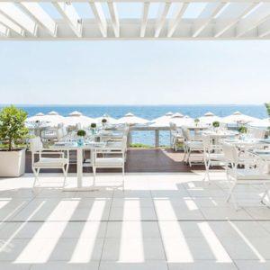 Dining Ikos Olivia Resort Greece Holidays