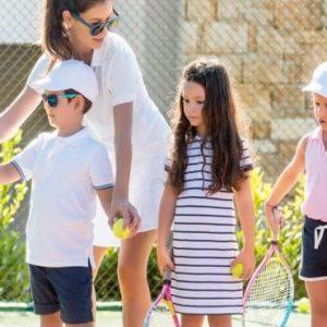 Kids Club Tennis Ikos Olivia Resort Greece Holidays