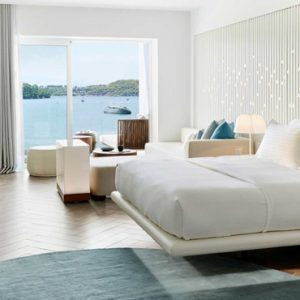Luux Room With Sea View Nikki Beach Resort Porto Heli Greece Holidays