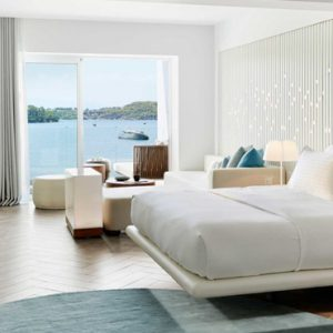 Luux Suite With Shared Pool & Sea View Nikki Beach Resort Porto Heli Greece Holidays