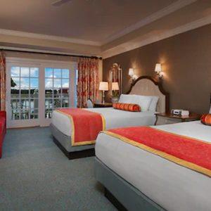 Main Bldg Theme Park View Club Level 1 Disney's Grand Floridian Resort & Spa, Orlando Orlando Holidays