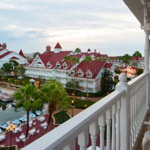Main Bldg Theme Park View Club Level 2 Disney's Grand Floridian Resort & Spa, Orlando Orlando Holidays