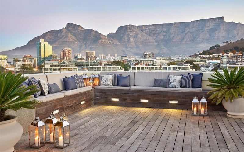One&Only Cape Town Penthouse Suite The Best Balcony Views Around The World