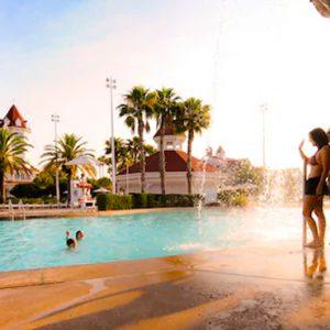 Outer Bldg 1 BR Park View Club Level Access 2 Disney's Grand Floridian Resort & Spa, Orlando Orlando Holidays