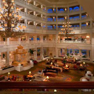 Outer Bldg 1 BR Park View Club Level Access 3 Disney's Grand Floridian Resort & Spa, Orlando Orlando Holidays