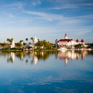 Outer Bldg 1 BR Park View Club Level Access Disney's Grand Floridian Resort & Spa, Orlando Orlando Holidays