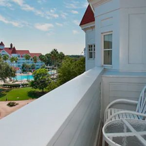 Outer Bldg 1 Bedroom Suite Club Level Access 4 Disney's Grand Floridian Resort & Spa, Orlando Orlando Holidays