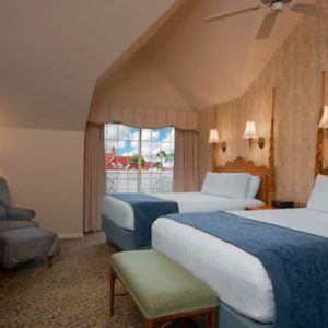 Outer Bldg 1 Bedroom Suite Club Level Access 5 Disney's Grand Floridian Resort & Spa, Orlando Orlando Holidays