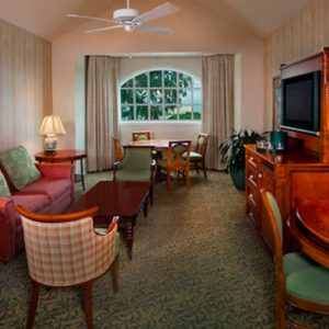 Outer Bldg 2 Bedroom Suite Club Level Access 6 Disney's Grand Floridian Resort & Spa, Orlando Orlando Holidays