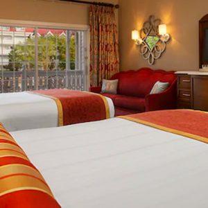 Outer Bldg Standard Room Club Level Access 3 Disney's Grand Floridian Resort & Spa, Orlando Orlando Holidays