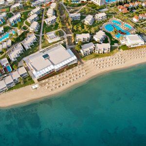 Overview Ikos Olivia Resort Greece Holidays