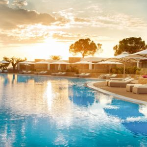 Pool Ikos Olivia Resort Greece Holidays