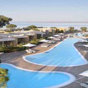 Pool5 Ikos Olivia Resort Greece Holidays