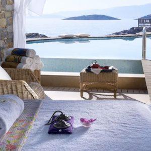 Room View St Nicolas Bay Resort Hotel & Villas Greece Holidays