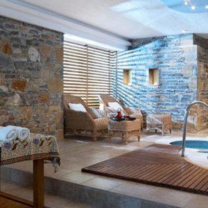 Spa Area St Nicolas Bay Resort Hotel & Villas Greece Holidays