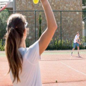 Tennis2 Ikos Olivia Resort Greece Holidays