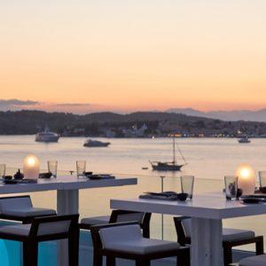 Terasu Rooftop Nikki Beach Resort Porto Heli Greece Holidays