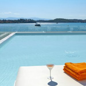 Ultra Suite With Private Pool & Sea View Nikki Beach Resort Porto Heli 2 Greece Holidays