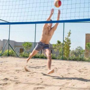 Volleyball1 Ikos Olivia Resort Greece Holidays