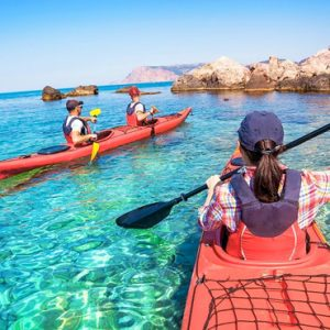 Watersports1 St Nicolas Bay Resort Hotel & Villas Greece Holidays