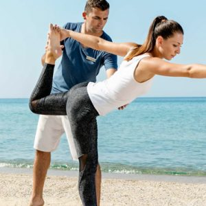 Yoga Ikos Olivia Resort Greece Holidays