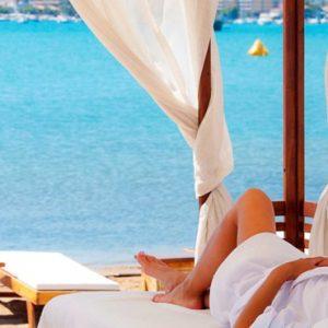 Beach Cabana Nikki Beach Resort Porto Heli Greece Holidays