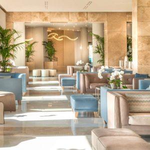 Lobby Ikos Olivia Resort Greece Holidays