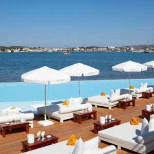 Pool Nikki Beach Resort Porto Heli Greece Holidays