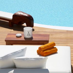 Pool Lounge Nikki Beach Resort Porto Heli Greece Holidays