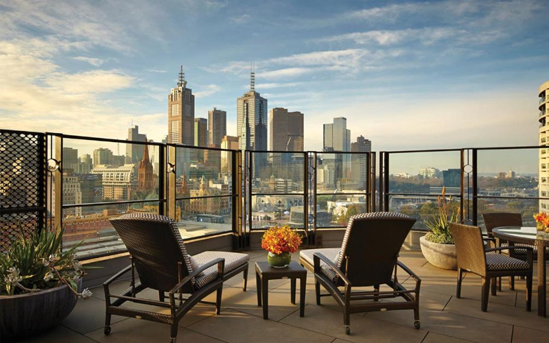 The Langham Melbourne The Best Balcony Views Around The World