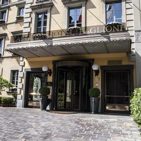 Thumbnail Baglioni Hotel Carlton Milan Italy Holidays