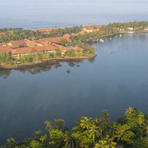 Aerial View Anantara Kalutara Sri Lanka Holidays