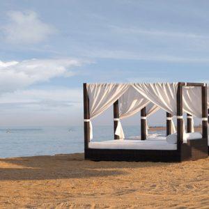 Beach Cabanas Anantara Kalutara Sri Lanka Holidays