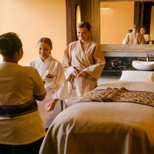 Family Spa Treatment Anantara Kalutara Sri Lanka Holidays