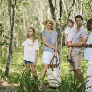 Family Tea Outing Anantara Kalutara Sri Lanka Holidays