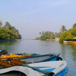 Kalu Ganga Boat Trip Anantara Kalutara Sri Lanka Holidays