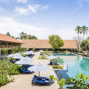 Main Pool View Anantara Kalutara Sri Lanka Holidays