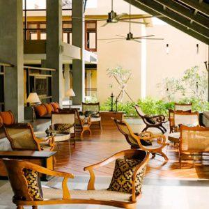 Sun Filled Lobby Lounge Anantara Kalutara Sri Lanka Holidays