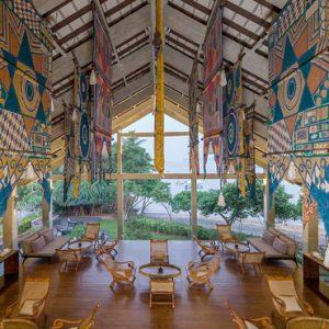 Upper Design Deck Anantara Kalutara Sri Lanka Holidays